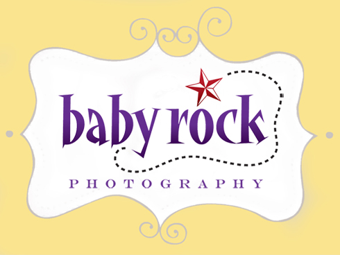 Baby Rock Photography logo